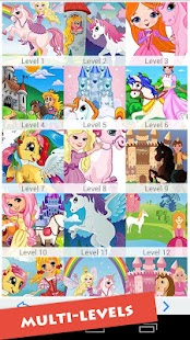 Princess Little Pony Game