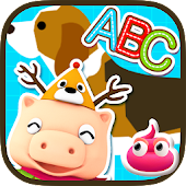 Pingle:Animal Word Sticker