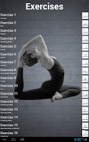 Screenshot of Pilates