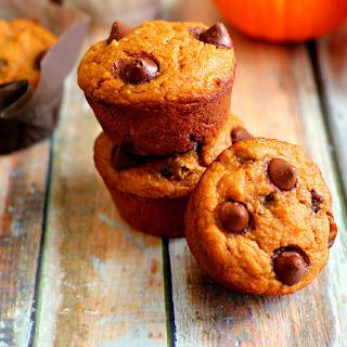 Whole Wheat Pumpkin Muffins
