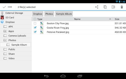 App FileManagerEx (Innocomm) APK for Windows Phone