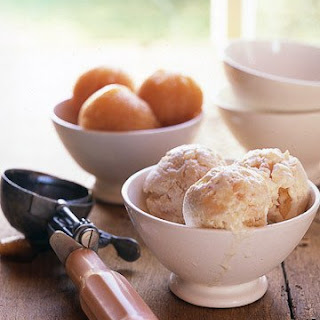 White Peach Sherbet