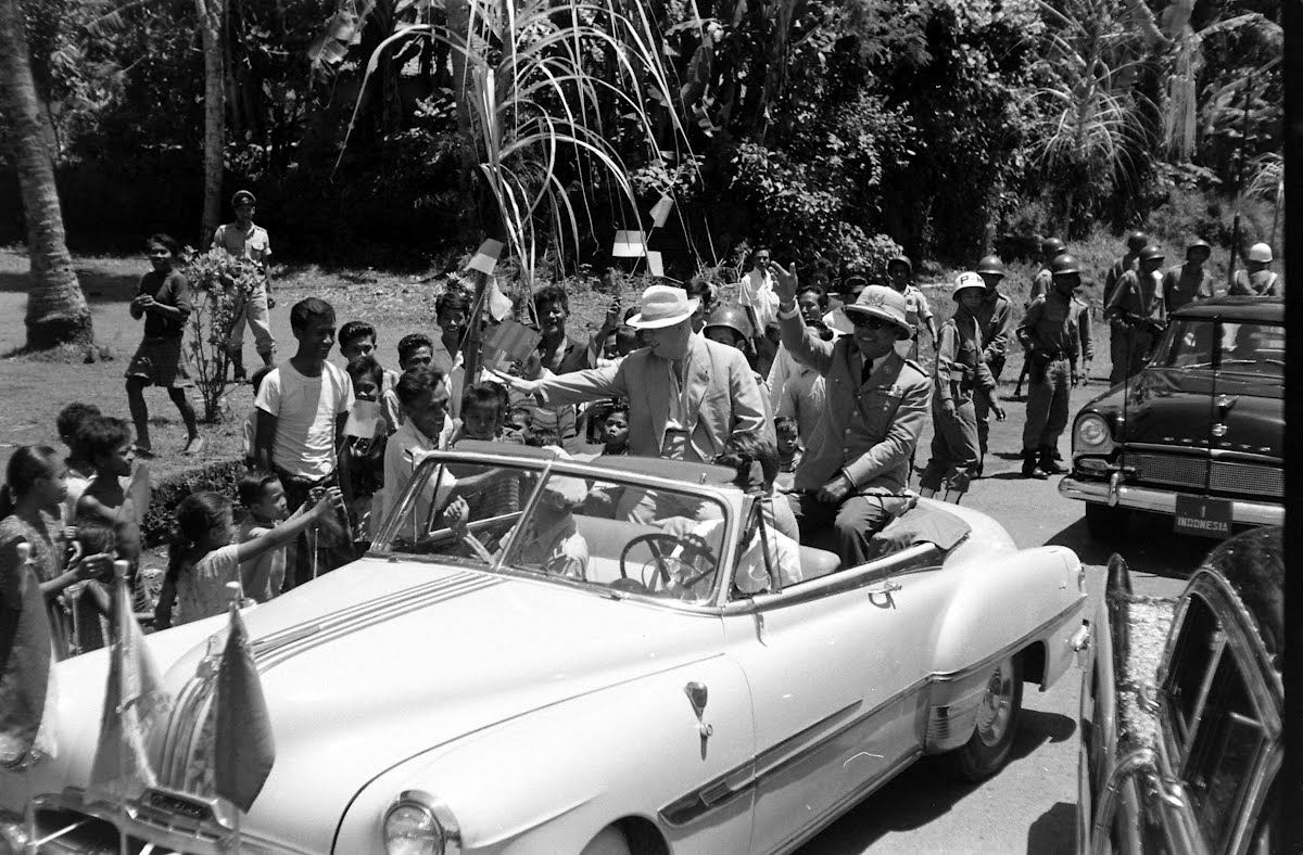 Khrushchev In Indonesia