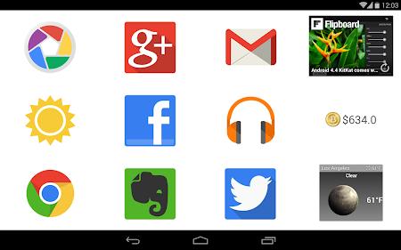 BIG Launcher Easy Phone DEMO 2.5.7 screenshot 446482