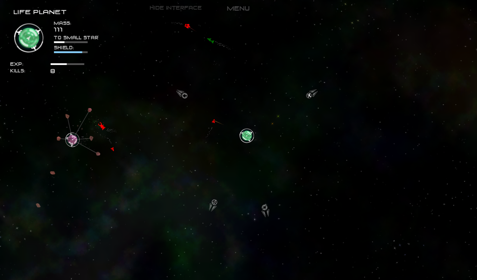 Solar 2 Demo - screenshot