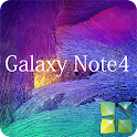 Galaxy Note4 Next 3D Theme icon