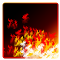 Flames ScreenSaver