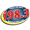 Hit Music i98.3 logo