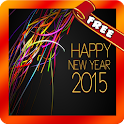 Happy New Year 2015 icon