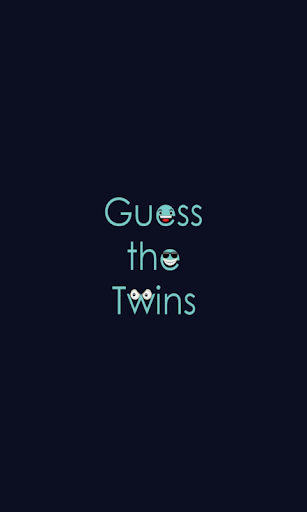 Guess the twins