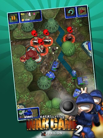 Great Little War Game 2 - FREE 1.0.23 screenshot 89590