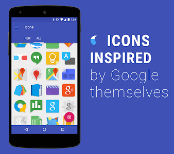 Moonshine - Icon Pack v2.0