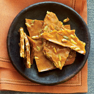 Cinnamon Pumpkin Seed Brittle Recipe