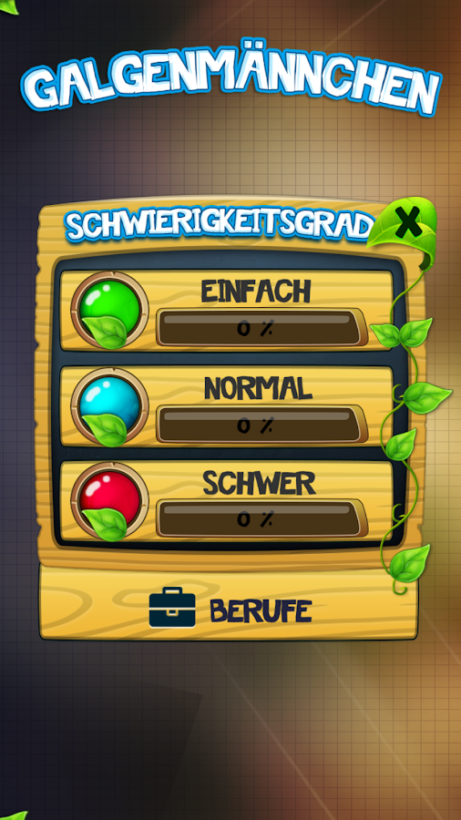 Galgenmännchen 2- screenshot