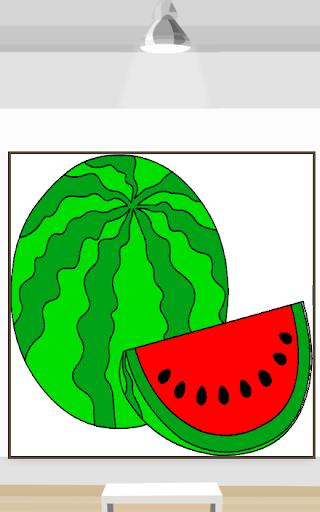 Coloring Fruits Paint  screenshots 8