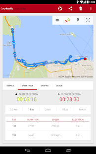 Runtastic Road Bike Tracker Screenshot 21