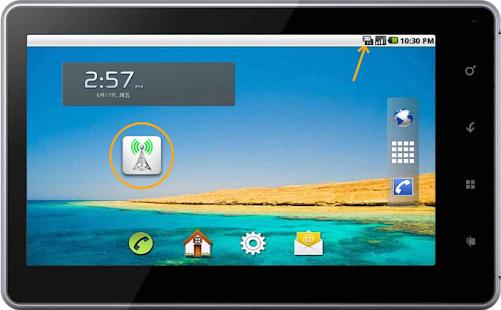 Switch On Off 2G 3G 4G LTE