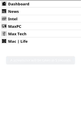 Max Tech- screenshot
