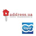 Address.ua (Layar) logo
