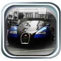 Bugatti Veyron Racing Car icon