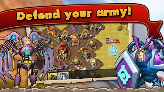 Clash of Heroes Screenshot 2