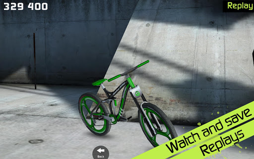 Touchgrind BMX 1.26 screenshots 8