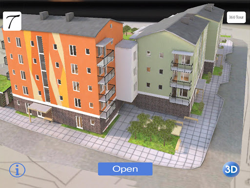 3D Interactive Real Estate