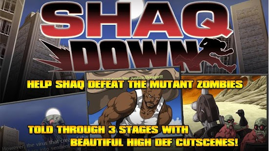ShaqDown- screenshot thumbnail