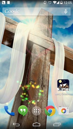 Cross of God wallpaper Free 1.1 screenshots 1