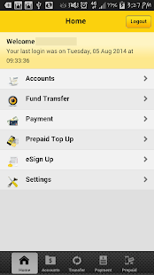 Maybank MY Screenshot 4