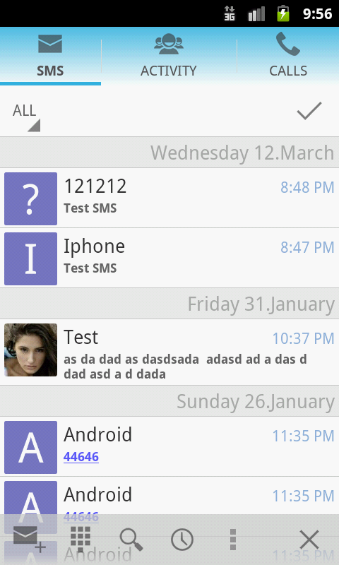 Smart Notify - SMS/Missed Call - screenshot