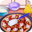 cooking games:make Pizza icon