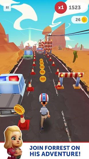 Run Forrest Run Official Game- screenshot thumbnail
