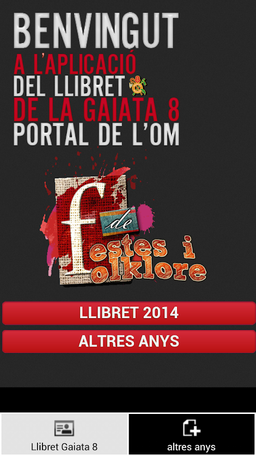 Llibret Gaiata 8 - screenshot