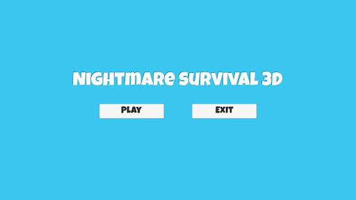 Nightmare Survival 3D