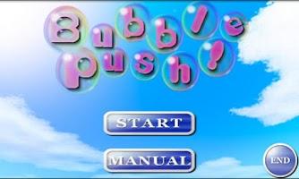 Screenshot of Bubble Push!