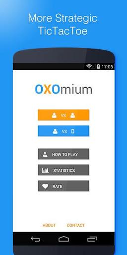 OXOmium - Strategic TicTacToe