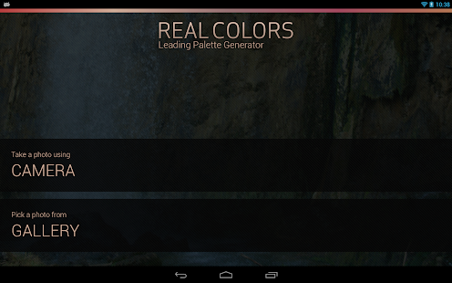 Real Colors, palette generator Screenshot 32