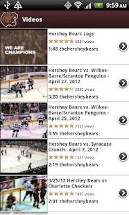 Hershey Bears- screenshot thumbnail