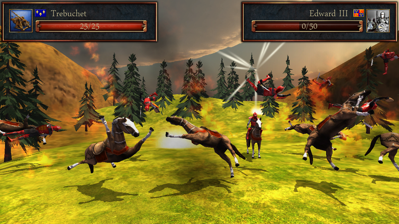 Broadsword: Age of Chivalry v2- screenshot