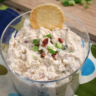 Roasted Onion and Bacon Dip