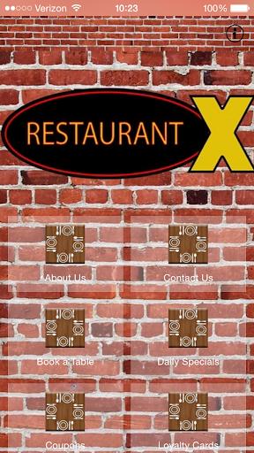 Restaurant X