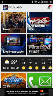 KELOLAND News/Weather/Sports- screenshot thumbnail