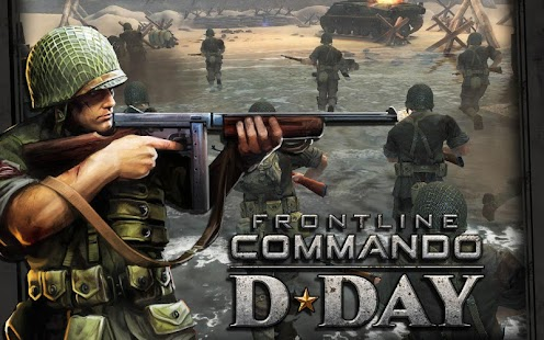FRONTLINE COMMANDO D - DAY Android apk