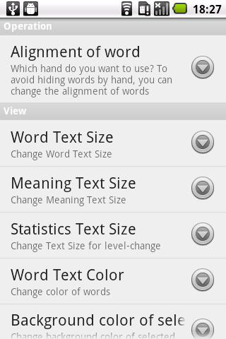 English Vocabulary List 1.0 Windows u7528 3