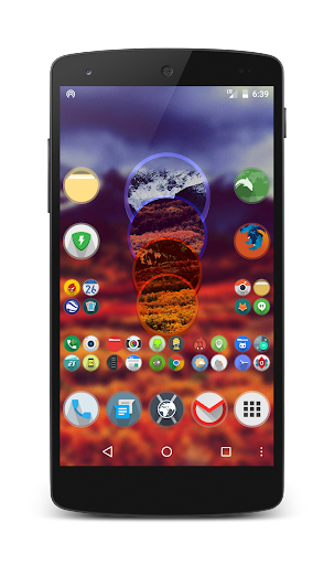 Erebus Reborn - Lollipop Icons