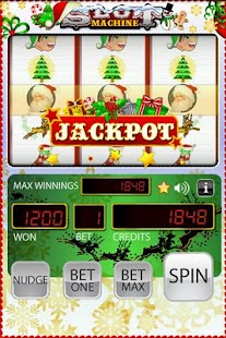 Christmas Slots- screenshot thumbnail