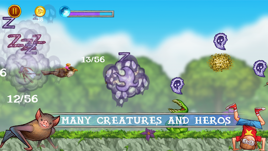 Flight of the Creatures- screenshot thumbnail