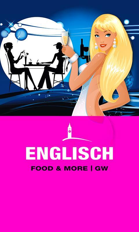 ENGLISCH Food & More | GW- screenshot