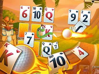 Fairway Solitaire Blast - screenshot thumbnail